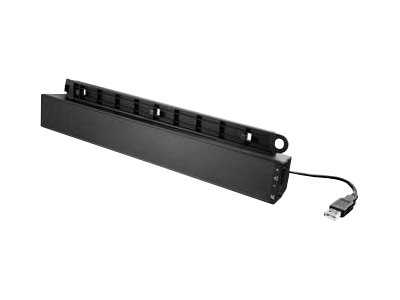 Lenovo USB Soundbar - speakers - for PC