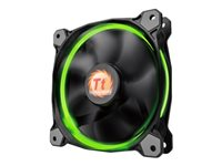 Thermaltake Riing 12 LED - Case fan - 120 mm (pack of 3)