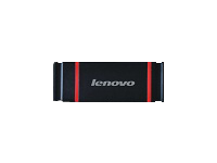 Lenovo C590 - USB flash drive - 16 GB - USB 2.0 / micro USB - black - for IdeaCentre 330-20; 510-15; 720-18; ThinkPad E14; L13; L13 Yoga; X1 Carbon (7th Gen)