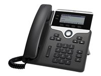 Cisco IP Phone 7821 VoIP phone SIP, SRTP 2 lines