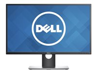 "Dell P2717H - Écran LED - 27"" (27"" visualisable) - 1920 x 1080 Full HD (1080p) - IPS - 300 cd/m² - 1000:1 - 6 ms - HDMI, VGA, DisplayPort - noir"