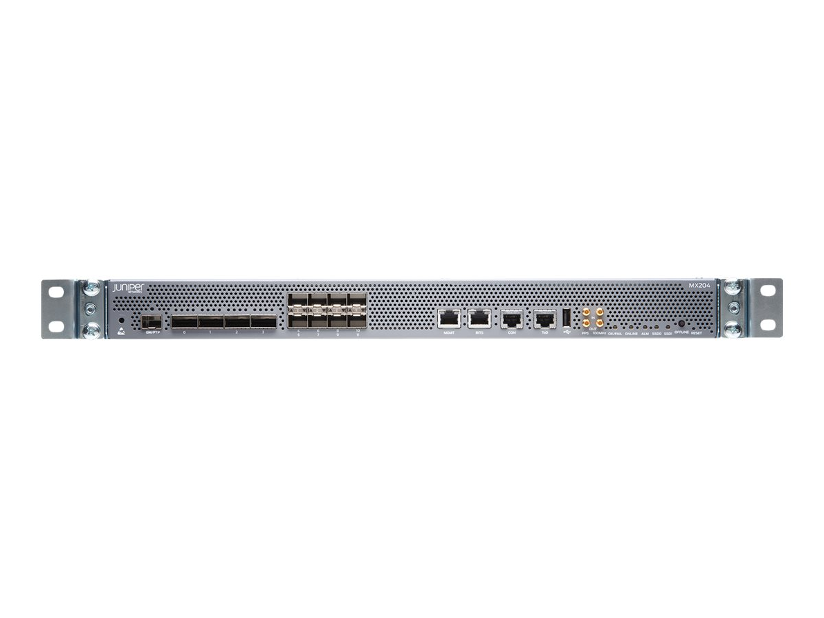 Juniper Networks MX-series MX204-R - router - rack-mountable