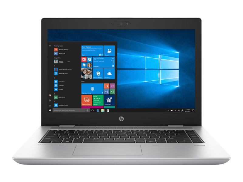 "HP ProBook 640 G4 - 14"" - Core i5 8250U - 4 Go RAM - 500 Go HDD - French"