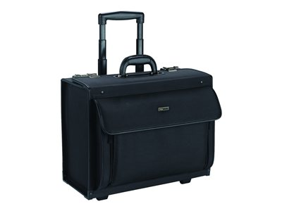 SOLO Classic Rolling Catalog Case PV78 Notebook carrying case 16INCH black