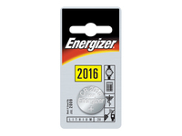 Energizer No. CR2016 - Battery 2 x CR2016 - Li - 90 mAh