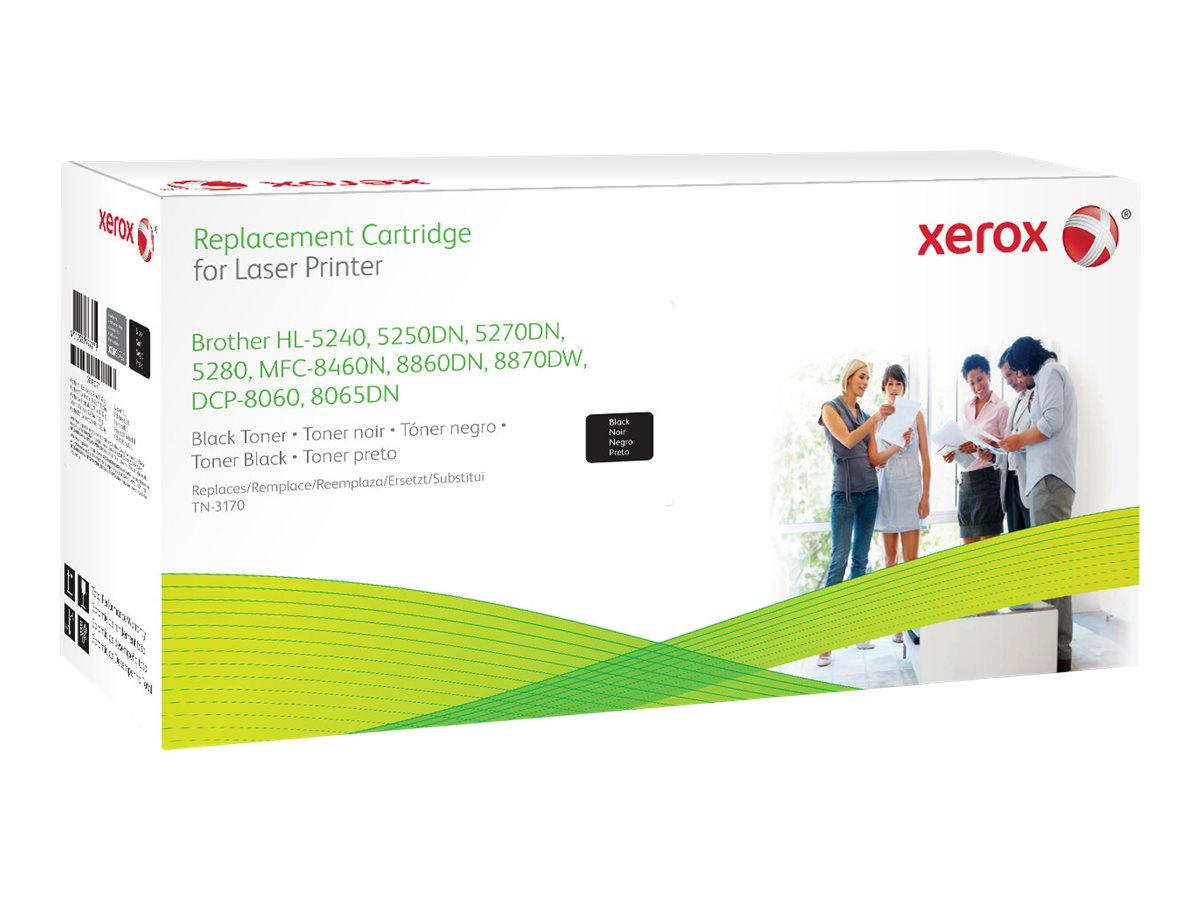 Xerox Brother HL-5240 - black - original - toner cartridge (alternative for: Brother TN3170)