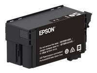 Epson T41W - 110 ml - black - original - blister with RF/acoustic alarm - ink cartridge - for SureColor T3470, T5470, T5470M