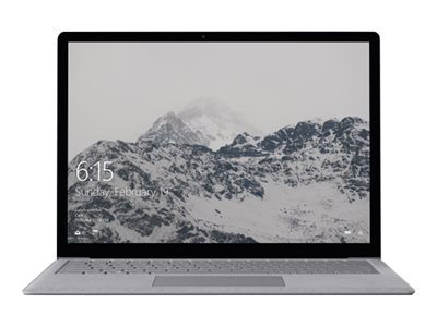 Microsoft Surface Laptop Core i7 7660U / 2.5 GHz Win 10 Pro 16 GB RAM 512 GB SSD