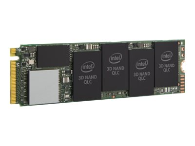 Intel Solid-State Drive 660p Series - Disque SSD - chiffré - 2 To - interne - M.2 2280 - PCI Express 3.0 x4 (NVMe) - AES 256 bits