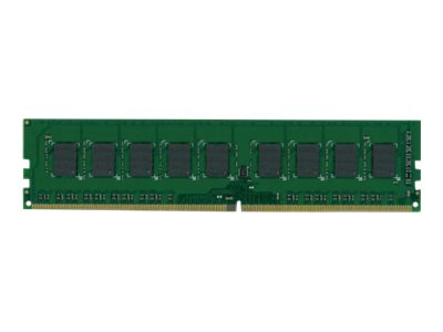 Dataram DDR4 8 GB DIMM 288-pin 2400 MHz / PC4-19200 CL18 1.2 V unbuffered ECC