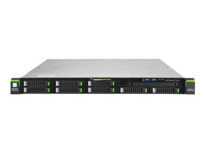Fujitsu PRIMERGY RX2530 M4 Server rack-mountable 1U 2-way 1 x Xeon Gold 5115 / 2.4 GHz