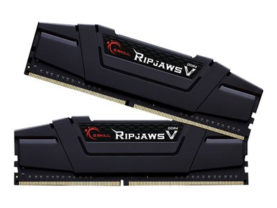 G.Skill Ripjaws V DDR4  16GB kit 3200MHz CL16  Ikke-ECC