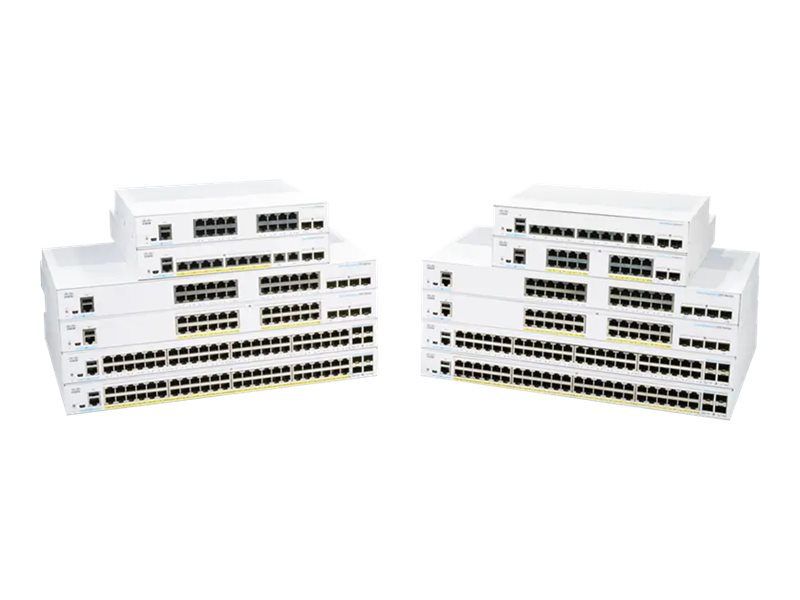 CBS350 Managed 16p GE PoE Ext PS2x1G SFP