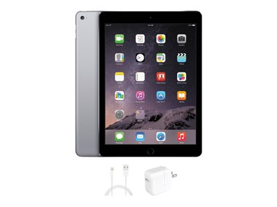 Apple iPad Air 2 Tablet 64 GB 9.7INCH space gray refurbished