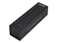 Aleratec 1:10 USB 3.0 Copy Cruiser Mini Computer Connect Thumb Drive Duplicator - USB drive duplicator - 10 bays (USB 3.0)