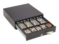 MMF VAL-u Line Manual cash drawer matte black