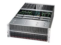 Supermicro SuperServer 4028GR-TRT Server rack-mountable 4U 2-way RAM 0 MB SATA