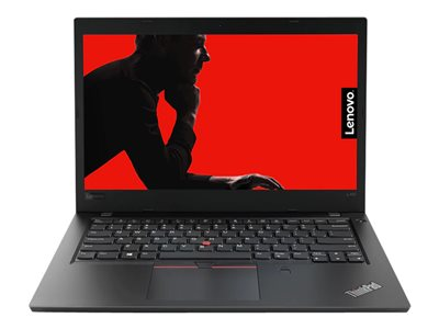 Lenovo ThinkPad L480 14' I3-8130U 8GB 256GB Intel UHD Graphics 620 Windows 10 Pro 64-bit