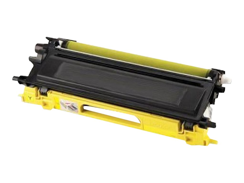 eReplacements TN210Y-ER - yellow - compatible - toner cartridge (alternative for: Brother TN210Y)