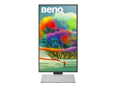 BenQ DesignVue PD2710QC 27' 2560 x 1440 HDMI DisplayPort Mini DisplayPort USB-C 60Hz Pivot Skærm