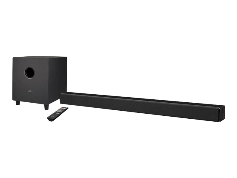 iLive ITBSW397B - sound bar system - for home theater - wireless