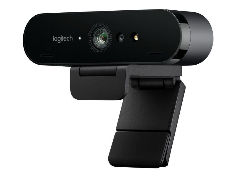 Logitech BRIO 4K Ultra HD webcam - webbkamera