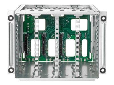 HPE 8 to 16 SFF Upgrade Kit - Storage drive cage - with HPE Smart Carrier - for Nimble Storage dHCI Medium Solution with HPE ProLiant DL325 Gen10; ProLiant DL325 Gen10