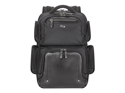 SOLO Gramercy Collection LEXINGTON Notebook carrying backpack 15.6INCH black