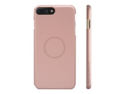 MagCover Beskyttelsescover Polykarbonat Roseguld  iPhone 7 Plus For iPhone 7 Plus