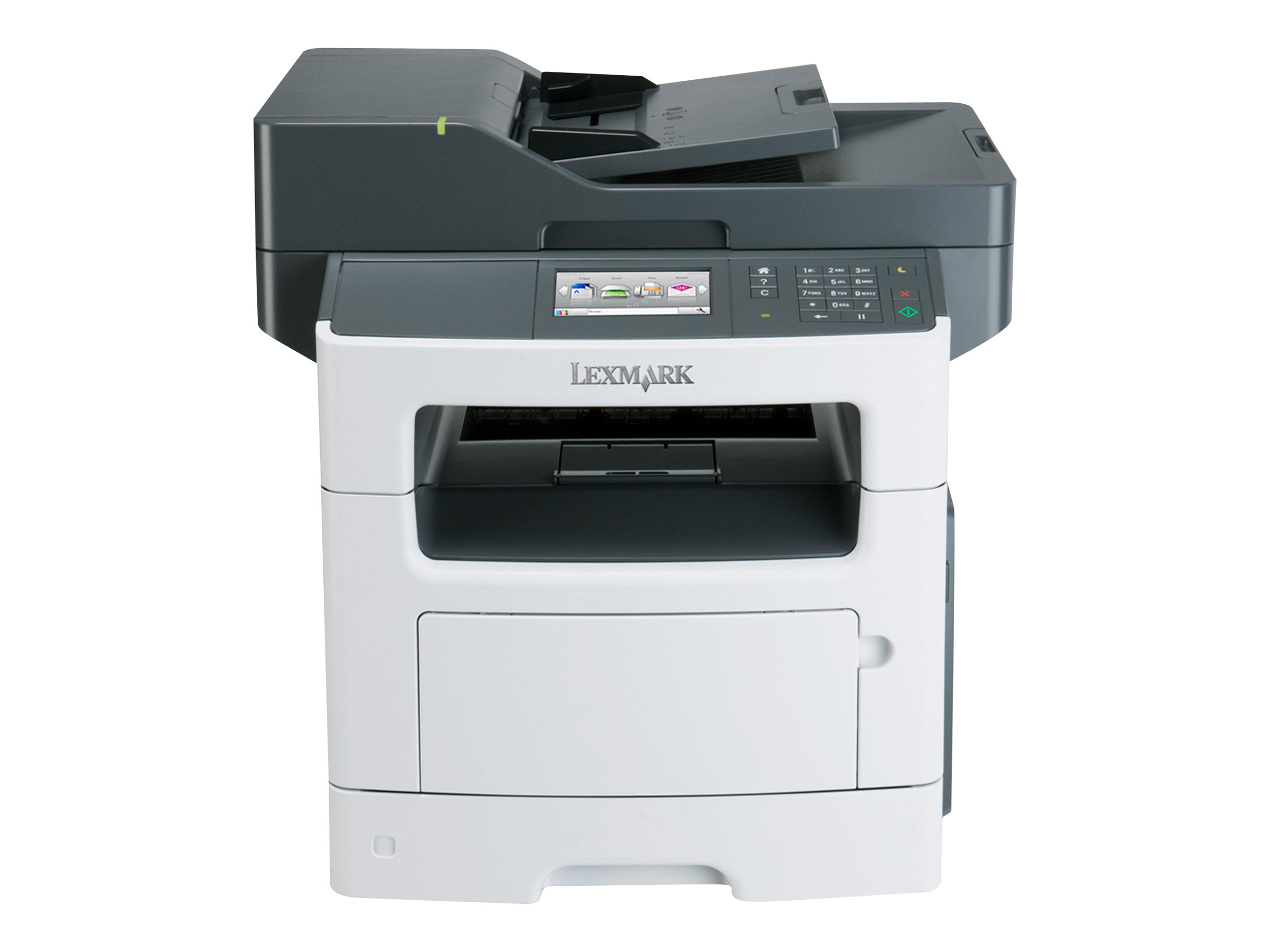 Lexmark MX510de - Multifunktionsdrucker - s/w - Laser - Legal (216 x 356 mm) (Original) - A4/Legal (Medien)