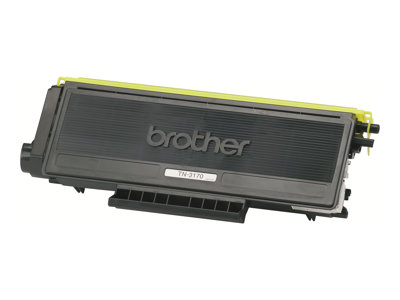 Brother TN 3170 Sort 7000 sider