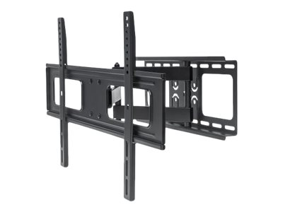 Manhattan Universal Flat-Panel TV Full-Motion Wall Mount - Wandhalterung für gekrümmter LCD TV / Plasmabildschirm - Stahl - Bildschirmgröße: 94-177.8 cm (37