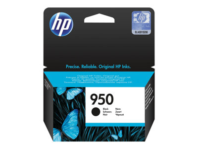 HP 950 24 ml black original blister ink cartridge