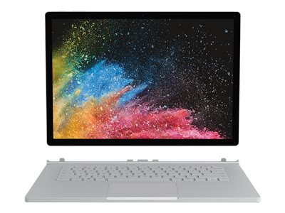 Microsoft Surface Book 2 Tablet with keyboard dock Core i7 8650U / 1.9 GHz