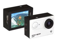 Kitvision Escape 4KW - Action camera - mountable - 4K / 25 fps - Wi-Fi - underwater up to 30 m