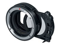 Canon Drop-in Filter Mount Adapter With Drop-in Circular Polarizing Filter A