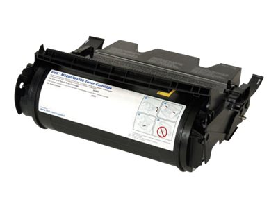 Dell - High Capacity - Schwarz - Original - Tonerpatrone - für Workgroup Laser Printer 5210n, 5310n