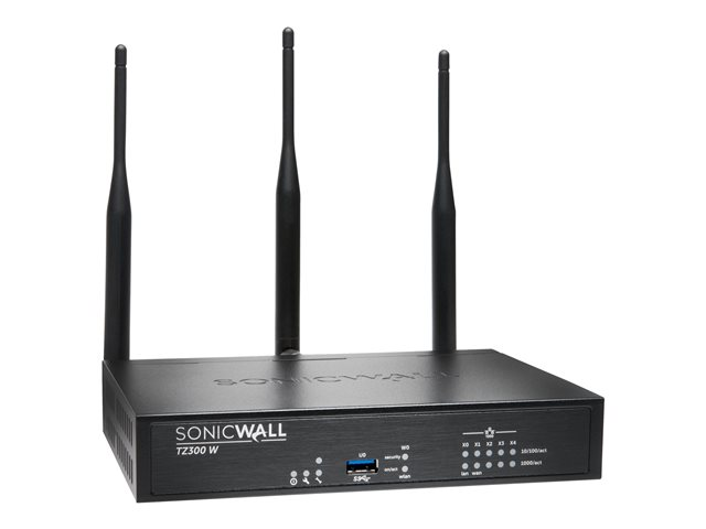Sonicwall Tz300 Wireless Ac Dispositif De Securite