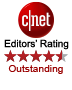 CNET Review Stars