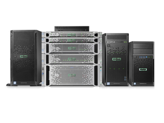 ProLiant ML Servers
