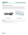 HPE RDX Removable Disk Backup System (English)
