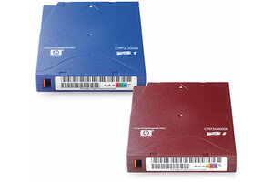 HPE Ultrium 3 WORM Bar Code Label Pack
