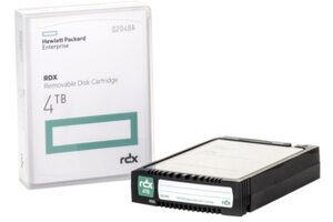 HPE RDX 4TB Removable Disk Cartridge
