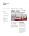 HPE Technology Consulting Services builds unified communications infrastructure with Subsea 7