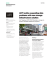 AUT tackles expanding data problems with new storage infrastructure solution