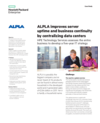 HPE Technology Services maps future IT strategy for ALPLA (English)
