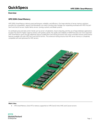 HPE DDR4 SmartMemory (English)