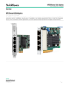 HPE Ethernet 1Gb Adapters (English)