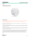Aruba 310 Series Access Points (English)