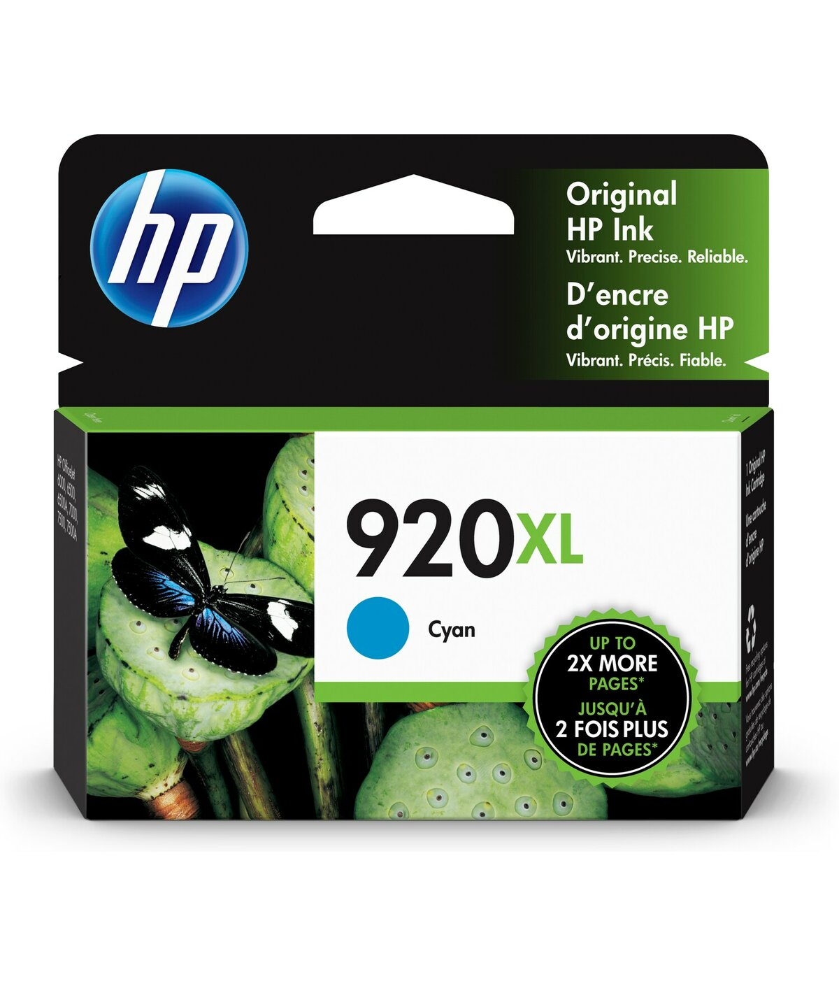 2xBlack, 3xCyan, 3xYellow, 3xMagenta, 11-Pack HouseOfToners High Yield Remanufactured Ink Cartridge Replacement for HP 920XL CD975AN